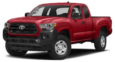 Toyota Tacoma Colors >> 2017 Toyota Tacoma Color Options Carsdirect