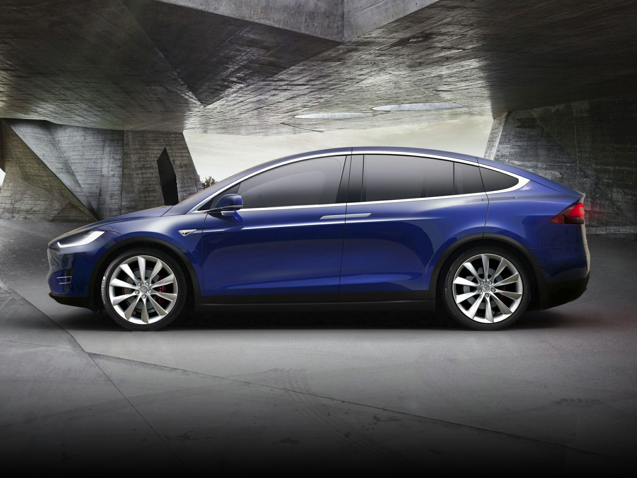 2016 tesla model x styles features highlights. Black Bedroom Furniture Sets. Home Design Ideas