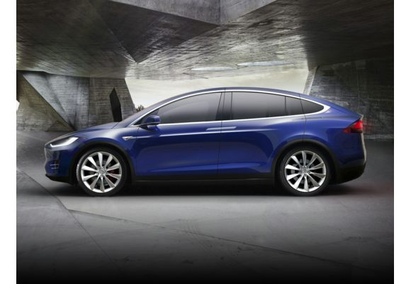 2018 Tesla Model X Pictures & Photos - CarsDirect