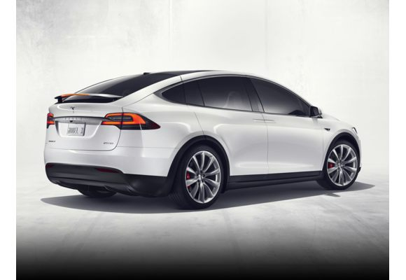 2018 Tesla Model X Pictures Photos Carsdirect