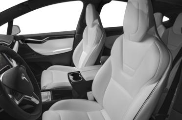 2020 Tesla Model X Interior Exterior Photos Video Carsdirect