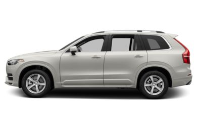 90 Degree Profile 2017 Volvo XC90