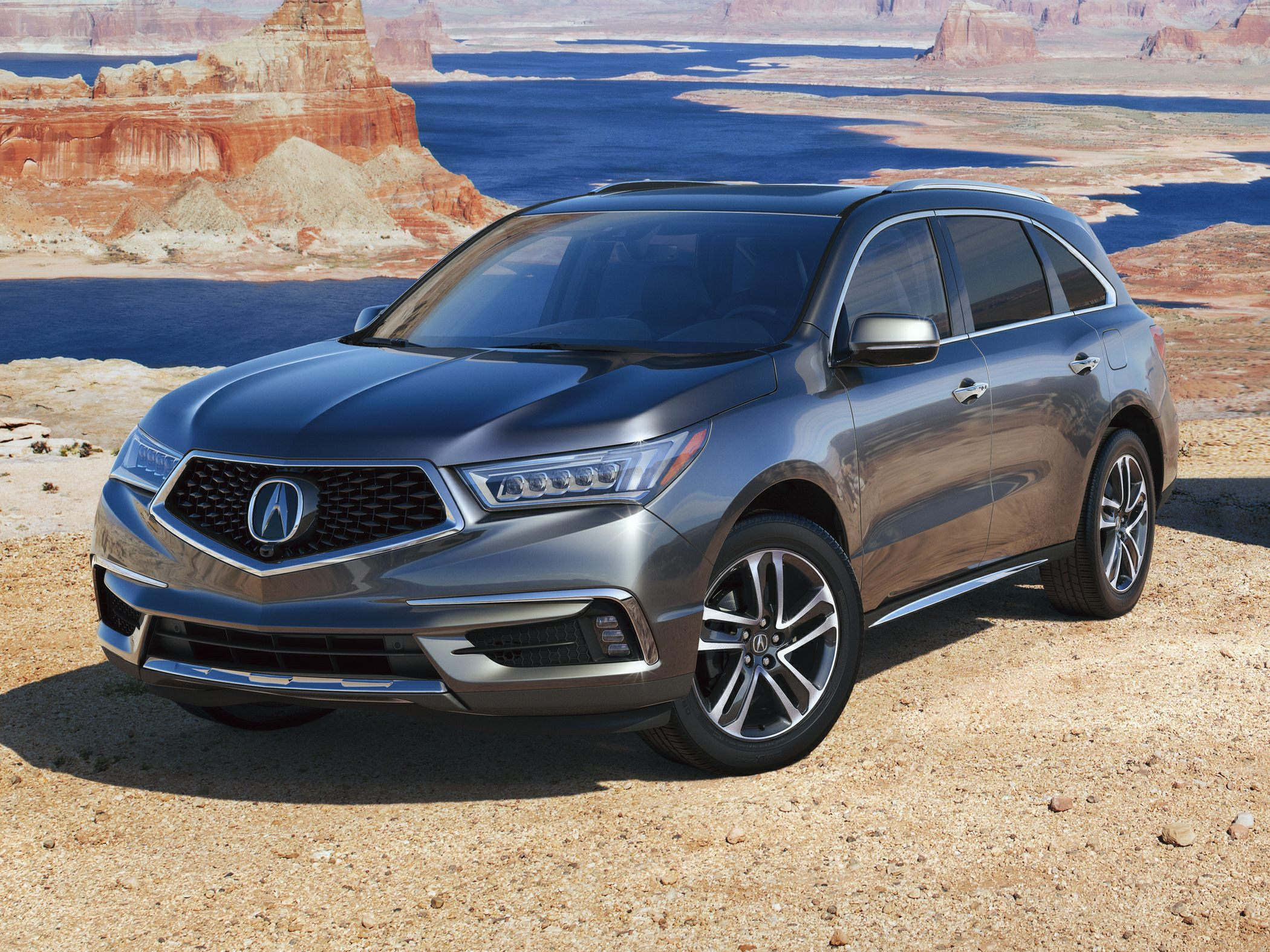 2018 Acura Mdx Styles Features Highlights