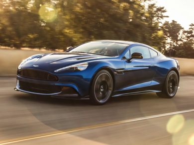 2019 Aston Martin Vanquish Deals Prices Incentives Leases