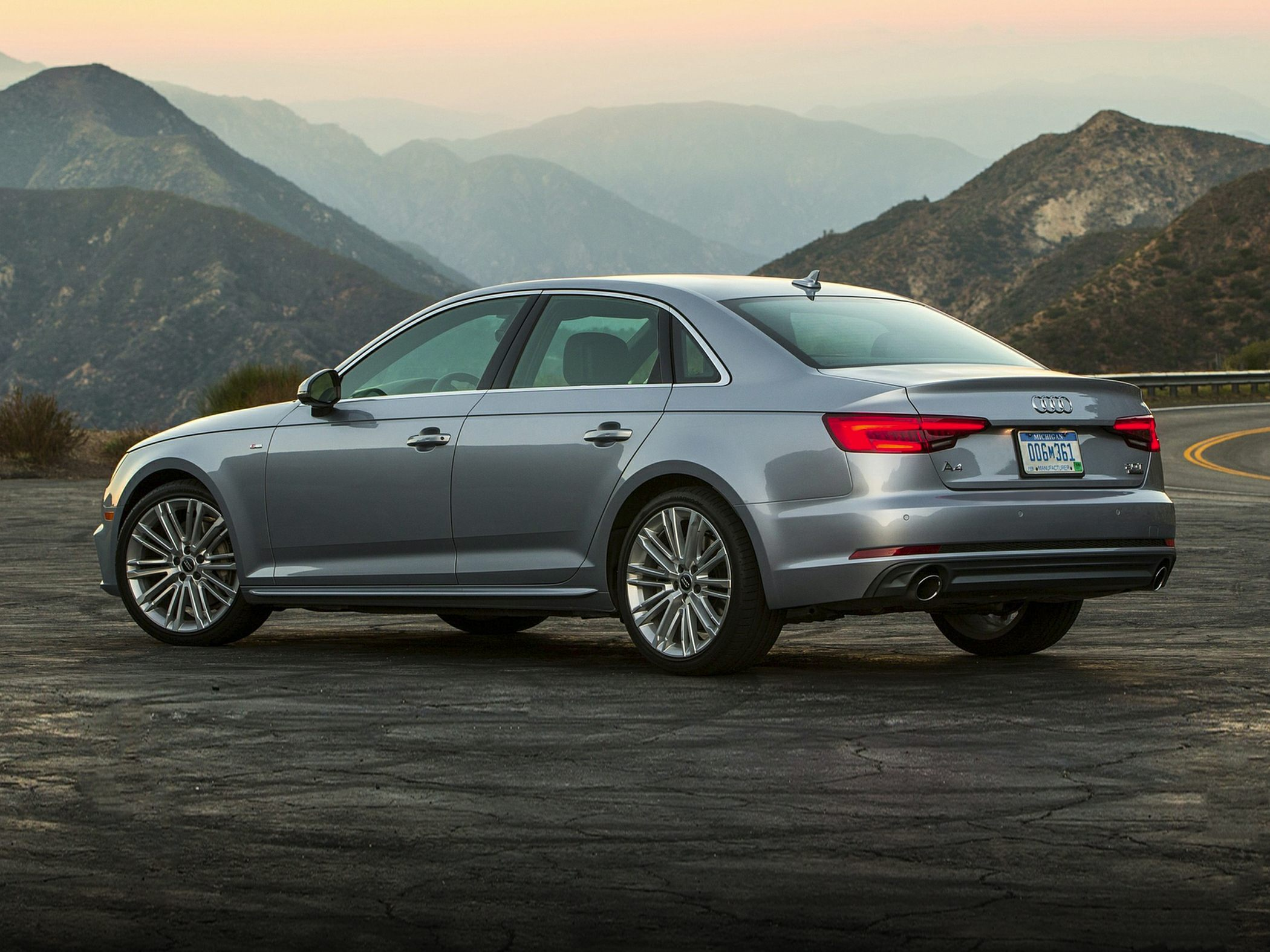 See 2018 Audi A4 Color Options Carsdirect