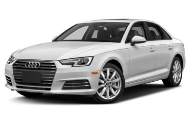 3/4 Front Glamour 2018 Audi A4