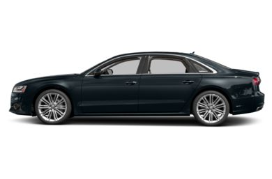 90 Degree Profile 2017 Audi A8