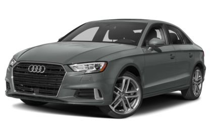 3/4 Front Glamour 2020 Audi A3