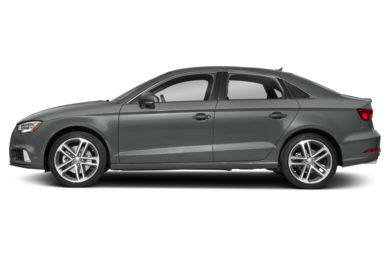 90 Degree Profile 2019 Audi A3