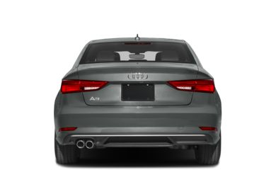 Rear Profile  2019 Audi A3