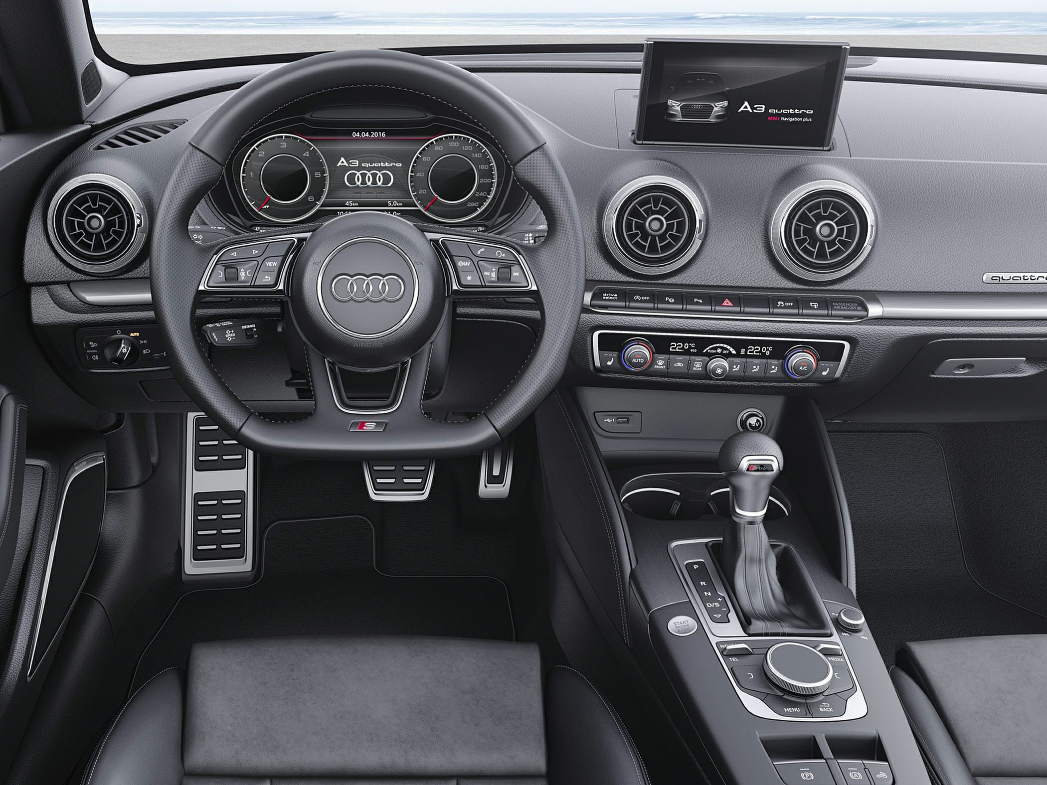 2018 Audi A3 Pictures Amp Photos Carsdirect