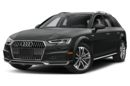 3/4 Front Glamour 2018 Audi allroad