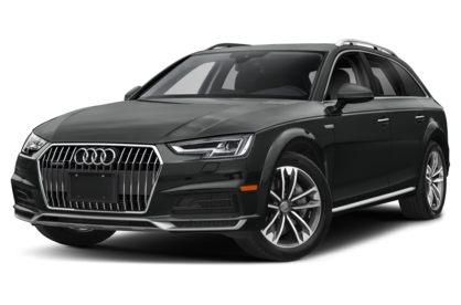 3/4 Front Glamour 2019 Audi allroad