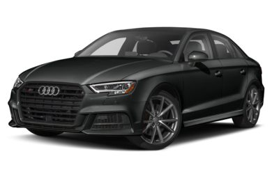 3/4 Front Glamour 2019 Audi S3