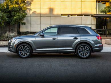 Oem Exterior 2018 Audi Q7