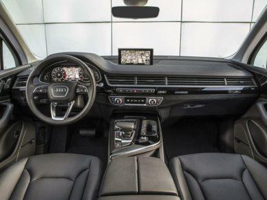 Oem Interior Primary 2018 Audi Q7