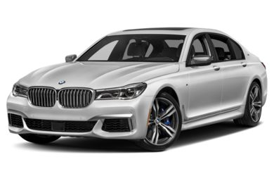 3/4 Front Glamour 2018 BMW M760