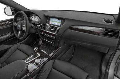 Interior Profile 2016 BMW X4