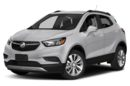 3/4 Front Glamour 2019 Buick Encore