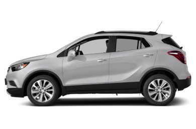 90 Degree Profile 2019 Buick Encore