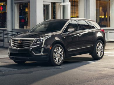 Oem Exterior Primary 2018 Cadillac Xt5
