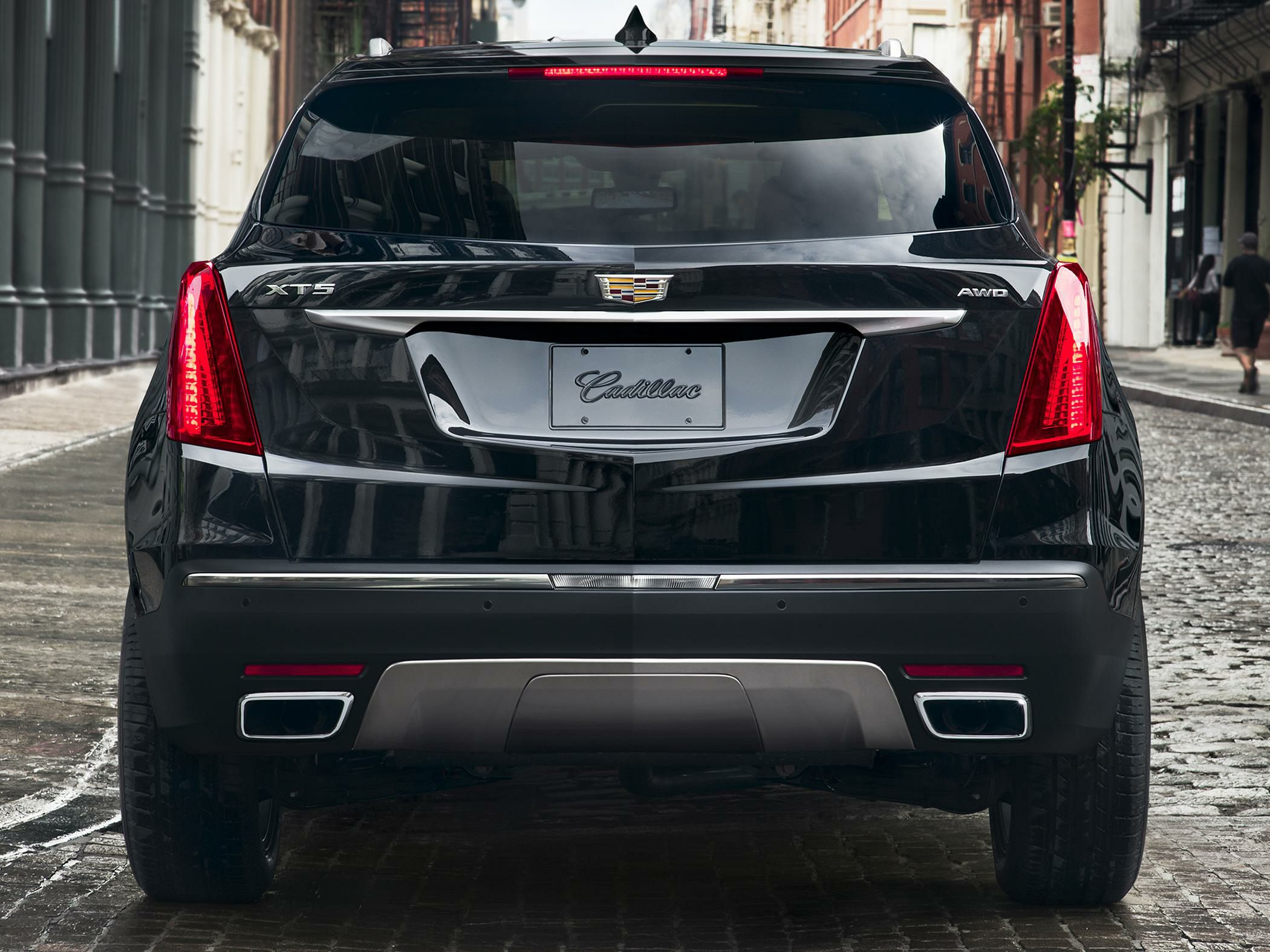2017 Cadillac XT5 Deals, Prices, Incentives & Leases ...