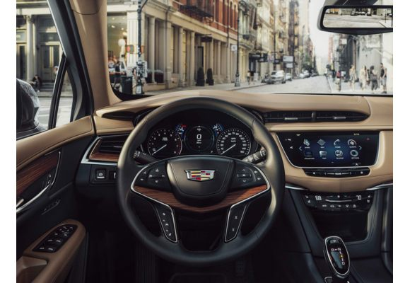 Lease Money Factor >> 2019 Cadillac XT5 Pictures & Photos - CarsDirect