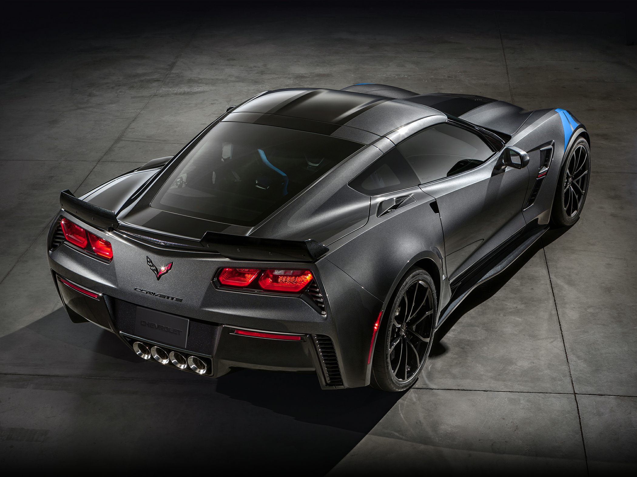 Chevy Corvette 2018 >> 2018 Chevrolet Corvette Deals Prices Incentives Leases