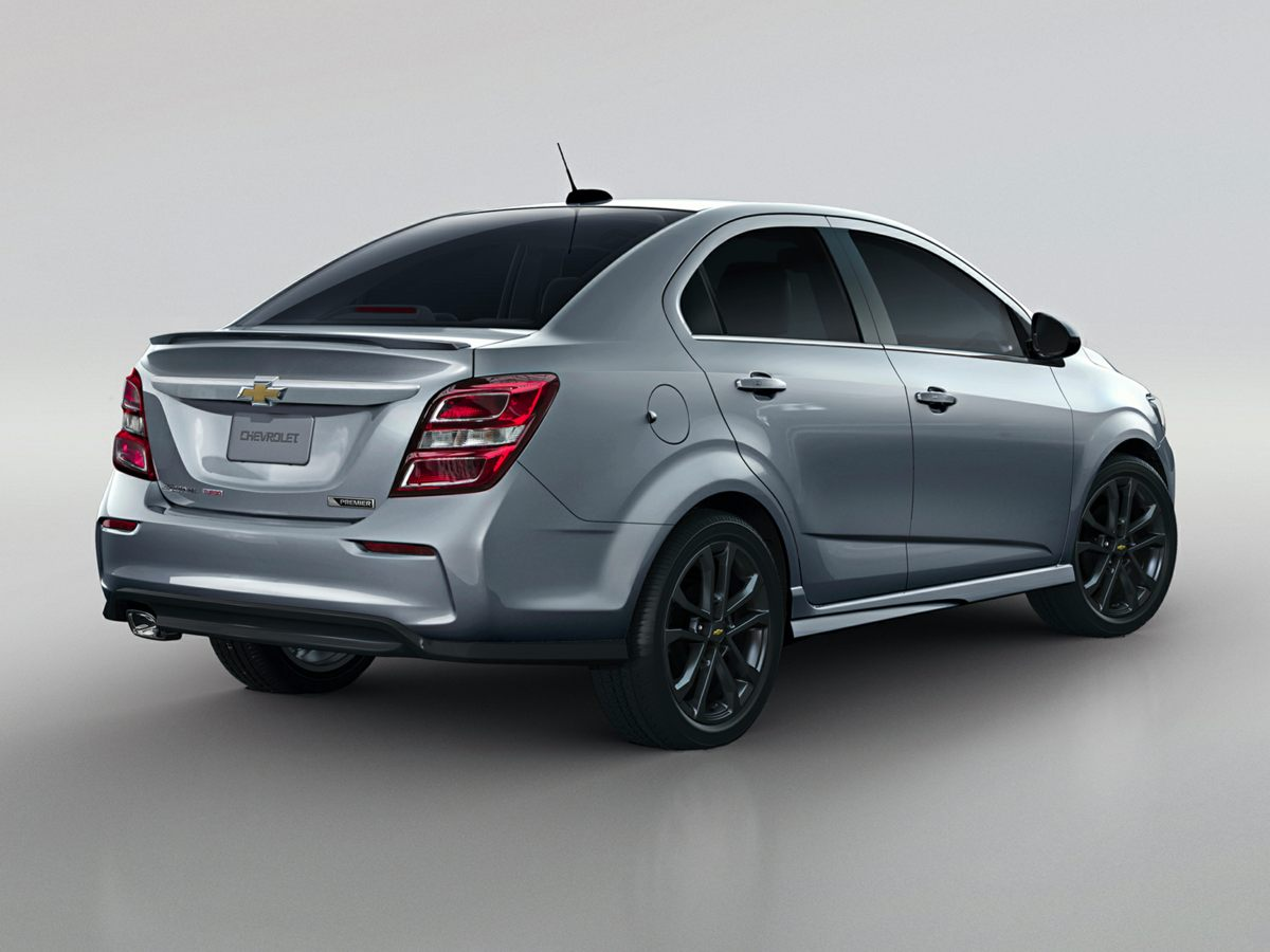 2020 Chevy Sonic Picture