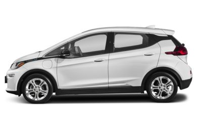 90 Degree Profile 2017 Chevrolet Bolt EV