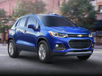 Oem Exterior 2017 Chevrolet Trax
