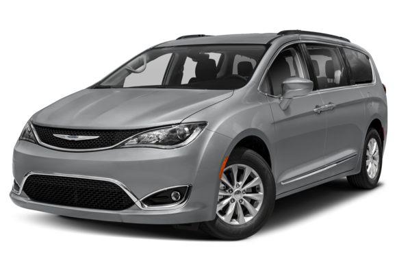 Dennis Dillon Mazda >> 2019 Chrysler Pacifica Pictures & Photos - CarsDirect