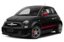 3/4 Front Glamour 2018 FIAT 500