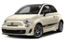 3/4 Front Glamour 2018 FIAT 500c