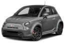 3/4 Front Glamour 2017 FIAT 500e