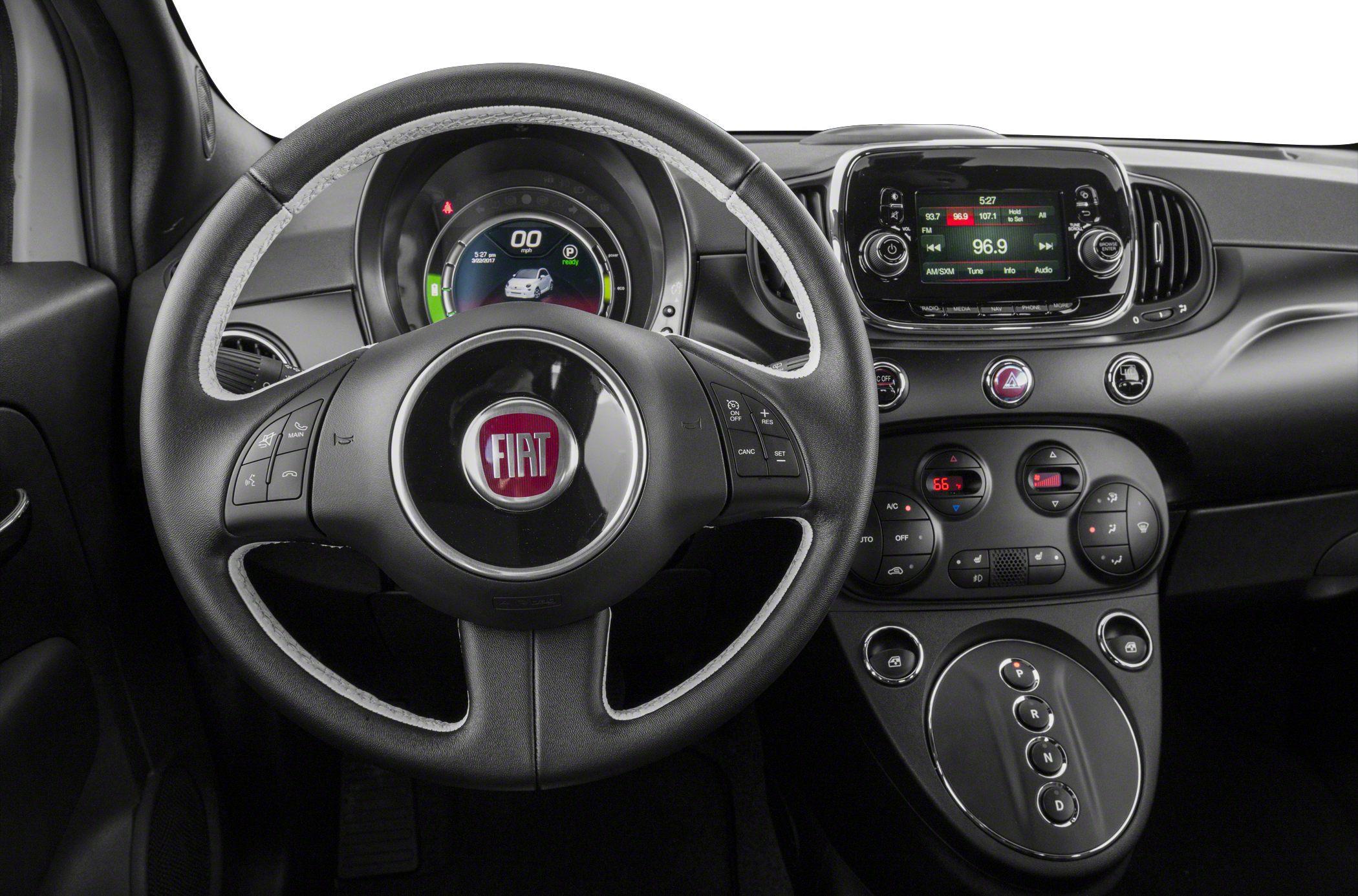 Choosing Your Fiat 500e