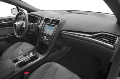 Interior Profile 2017 Ford Fusion