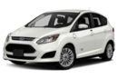 3/4 Front Glamour 2017 Ford C-Max Energi
