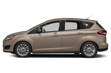 90 Degree Profile 2018 Ford C-Max Hybrid