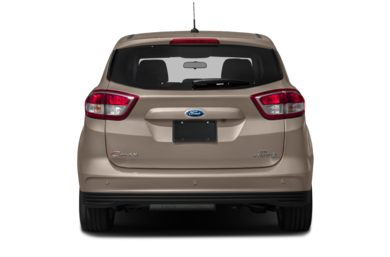 Rear Profile  2018 Ford C-Max Hybrid