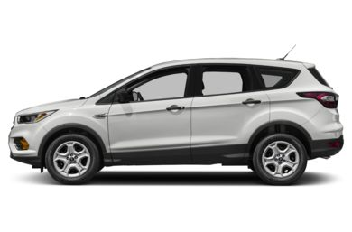 90 Degree Profile 2017 Ford Escape