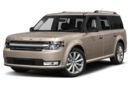 3/4 Front Glamour 2018 Ford Flex