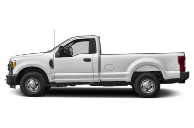 90 Degree Profile 2017 Ford F-250