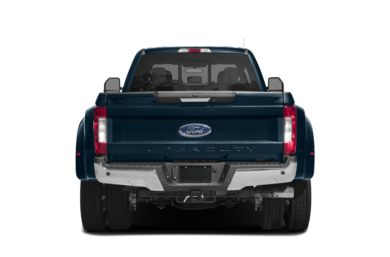 Rear Profile  2019 Ford F-450
