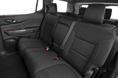 Rear Interior Volume 2017 Gmc Acadia