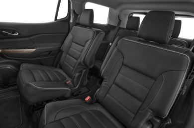 Rear Interior Volume 2018 Gmc Acadia
