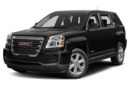 3/4 Front Glamour 2017 GMC Terrain
