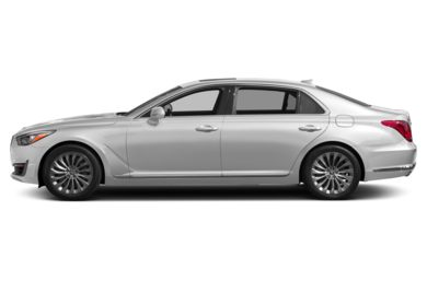 90 Degree Profile 2018 Genesis G90