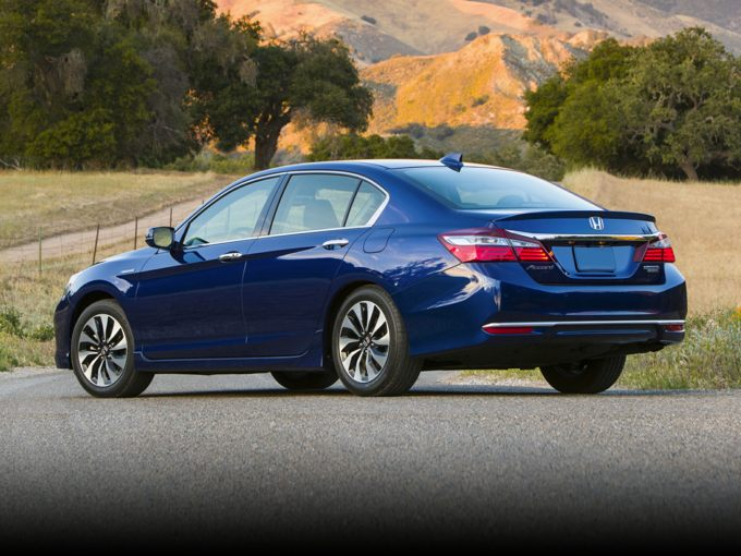Honda Accord Hybrid Styles Features Highlights - Accord hybrid price