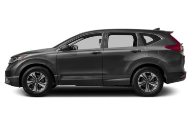90 Degree Profile 2017 Honda Cr V